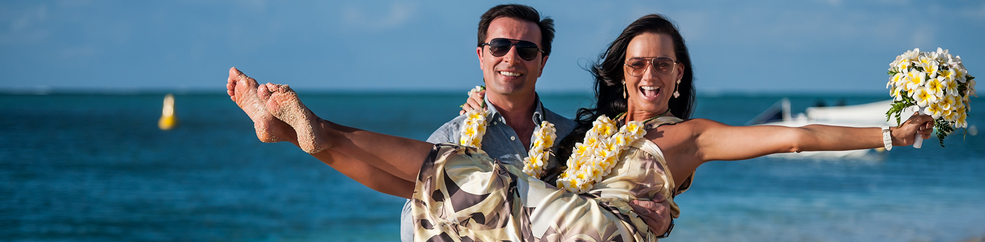 Организуем для вас свадьбу на острове Маврикий