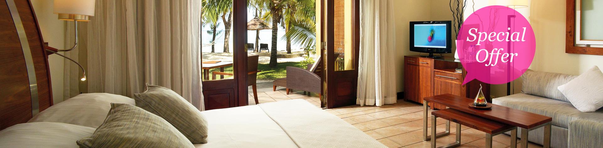 Получите 30% СКИДКУ в 4 и 5 звёздочных Отелях на Маврикии